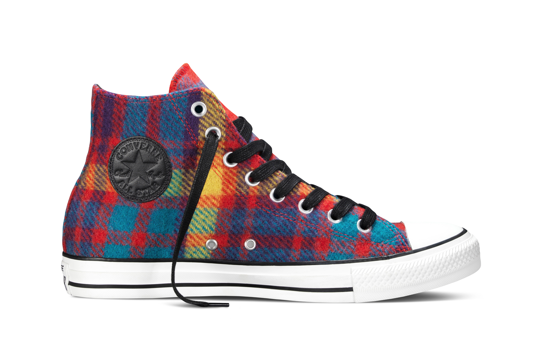 Woolrich x Converse 2015 Holiday Collection