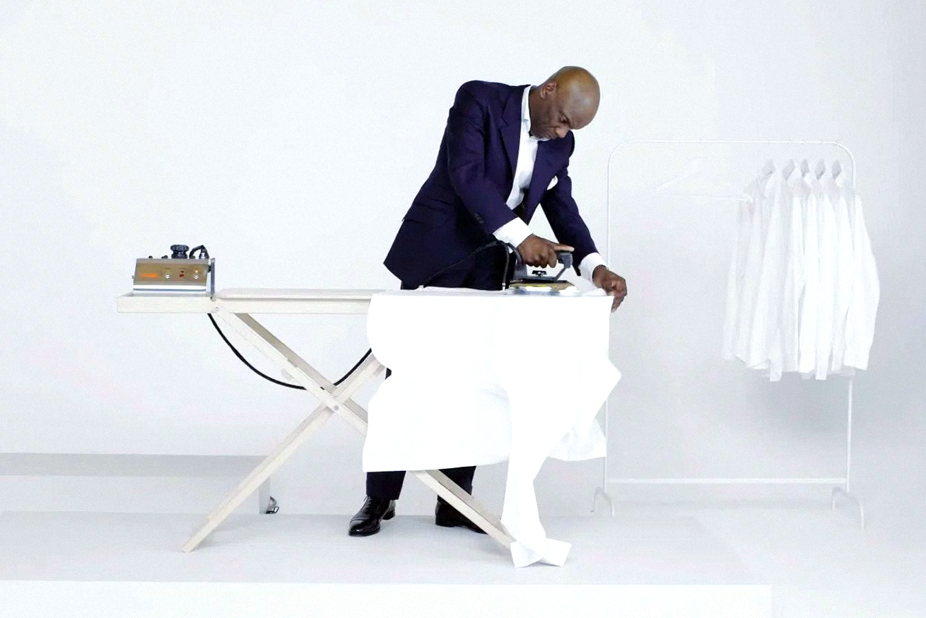 How to Correctly Iron a Shirt From MR PORTER