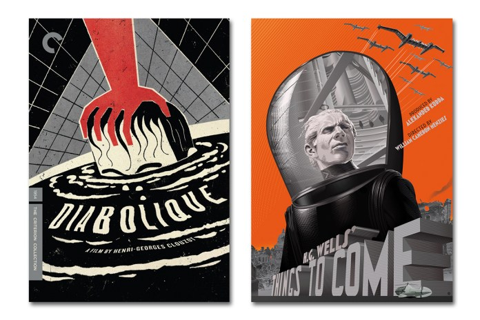 Explore the Iconic Movie Posters of the Criterion Collection