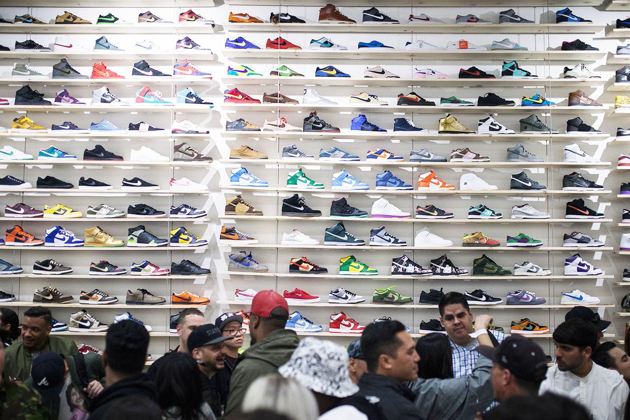 Croatianstyle x Project Blitz RETROspective Sneaker Exhibition @ Known Gallery Event Recap