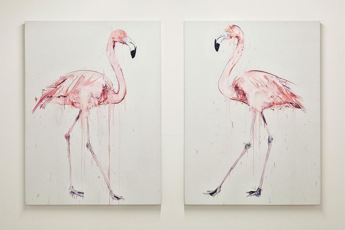 """Dave White """"CRITICAL"""" @ Loughran Gallery Recap"""