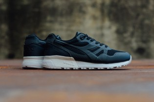 "Diadora N.9000 MM ""Black"""