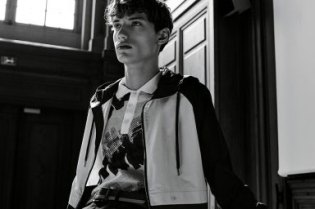 Dior Homme 2016 Spring Campaign