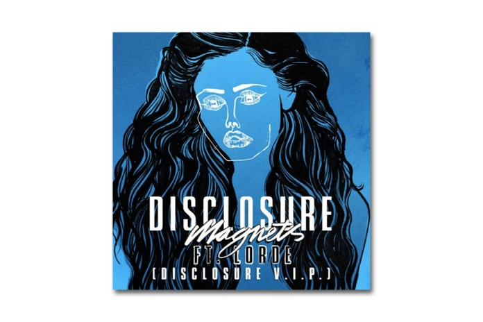 Disclosure featuring Lorde - Magnets (Remix)