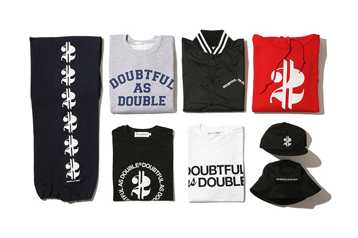 "DOUBTFUL AS DOUBLE 2015 Fall/Winter ""Two-Dollar Bill"" Collection"