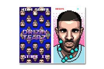 Dry Drake's Tears in This iPhone Game