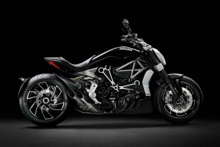 Ducati Unveils the XDiavel