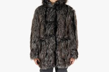 Engineered Garments 2015 Fall/Winter Faux Fur Duffle Coat