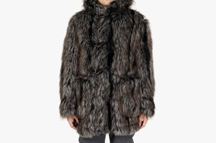 Engineered Garments 2015 Fall/Winter Faux Fur Duffle Coat