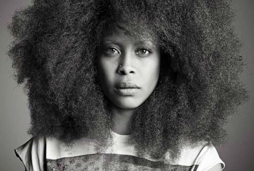 "Erykah Badu Debuts New Song ""Phone Down"""