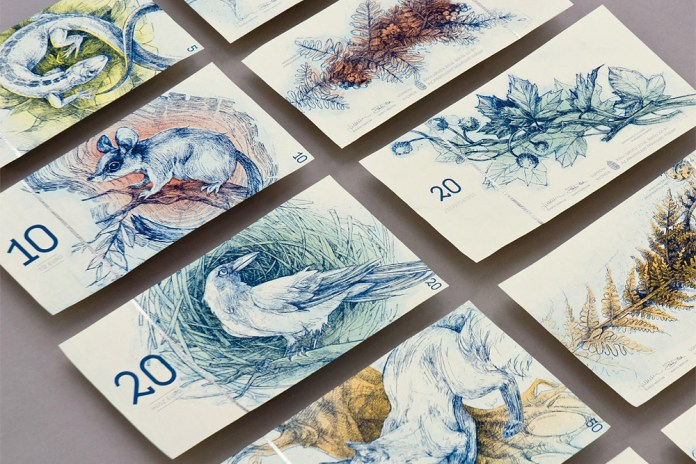 Art Student Redesigns the Euro Along Children's Book Illustrations