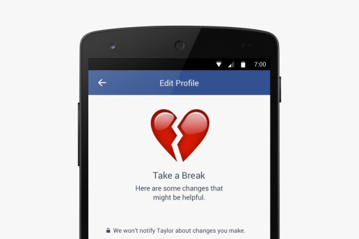 Facebook Makes Breakups Easier With New Privacy Settings for Your Ex