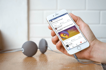 Facebook Introduces Music Stories