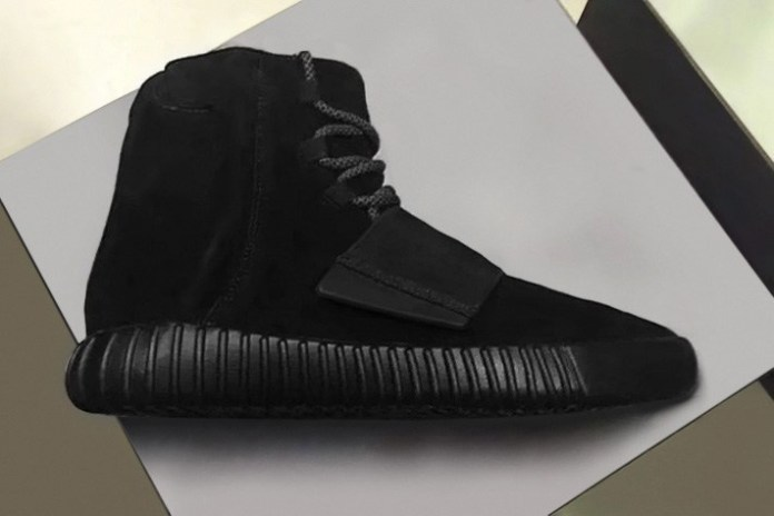 "Yeezy Boost 750 ""Black"" Photos Are of Fakes According to Ibn Jasper"