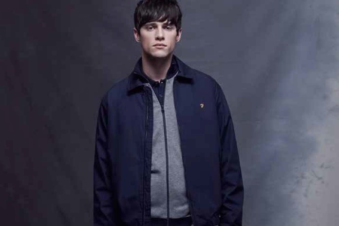 Farah Revisits Its Roots in British Subculture for 2015 Fall/Winter Collection