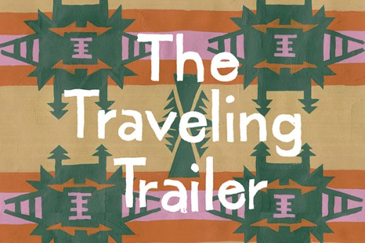 "F.I.L. Indigo Camping Trailer Presents ""The Traveling Trailer"" Pop-Up Event"