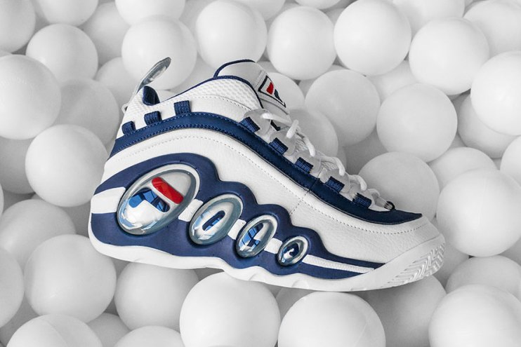 FILA Bubbles Will Make Its Return for Cyber Monday