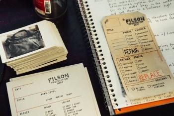 A Look Inside Filson's Factory