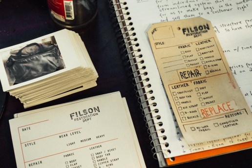A Look Inside Filson's Factory