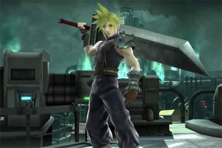 'Final Fantasy VII' Character Cloud Is Coming to 'Super Smash Bros.'