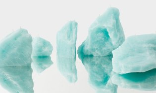 Glacier Project Candles by Brynjar Siguroarson