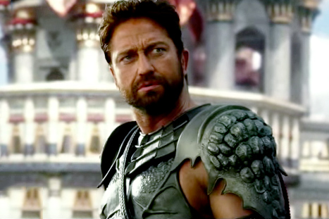 'Gods of Egypt' Official Trailer Starring Gerard Butler and Nikolaj Coster-Waldau