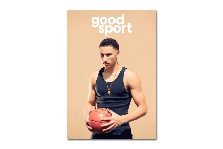 'Good Sport' Magazine Issue 01