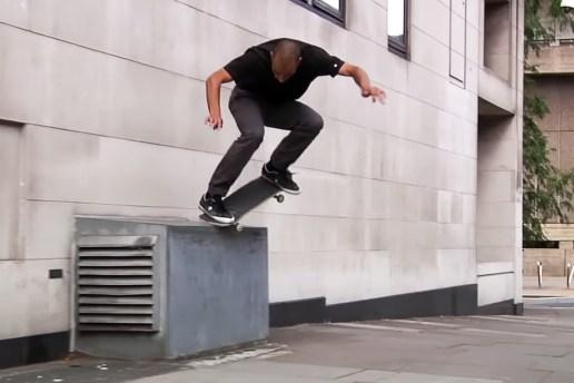 'grey' x Converse CONS 'Blend' Video