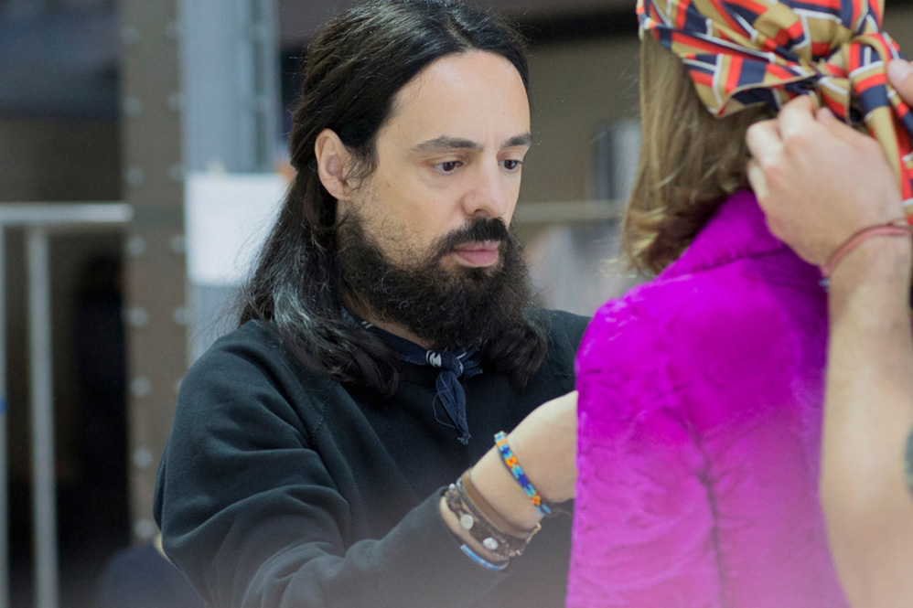 Gucci's Creative Director Alessandro Michele to Receive British Fashion Council's International Award