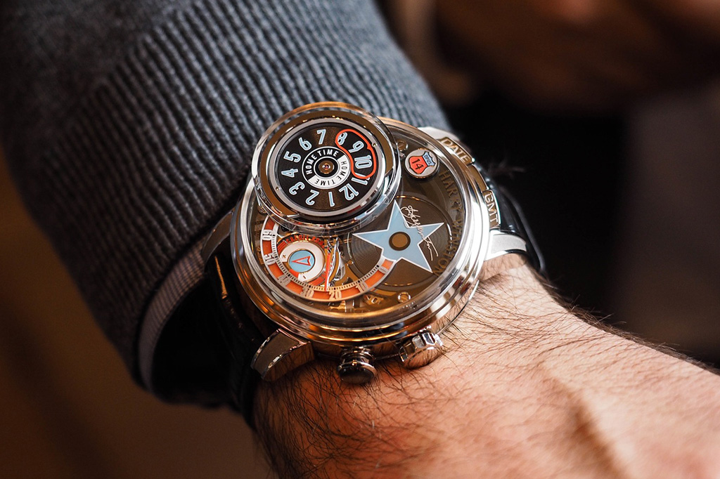 The Harry Winston Opus XIV Is One of the Most Anticipated Watches of the Year