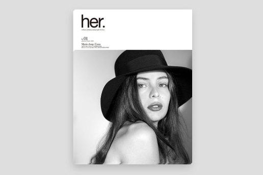 'her. MAGAZINE' Vol. 01