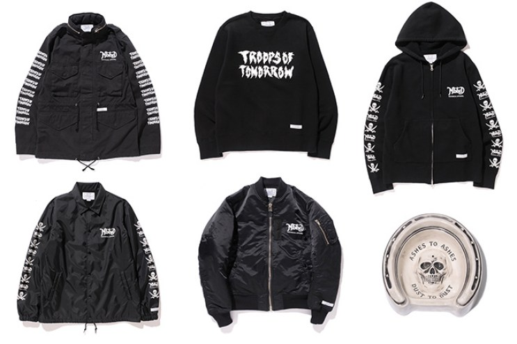 HOODS 2015 Winter Anniversary Collection