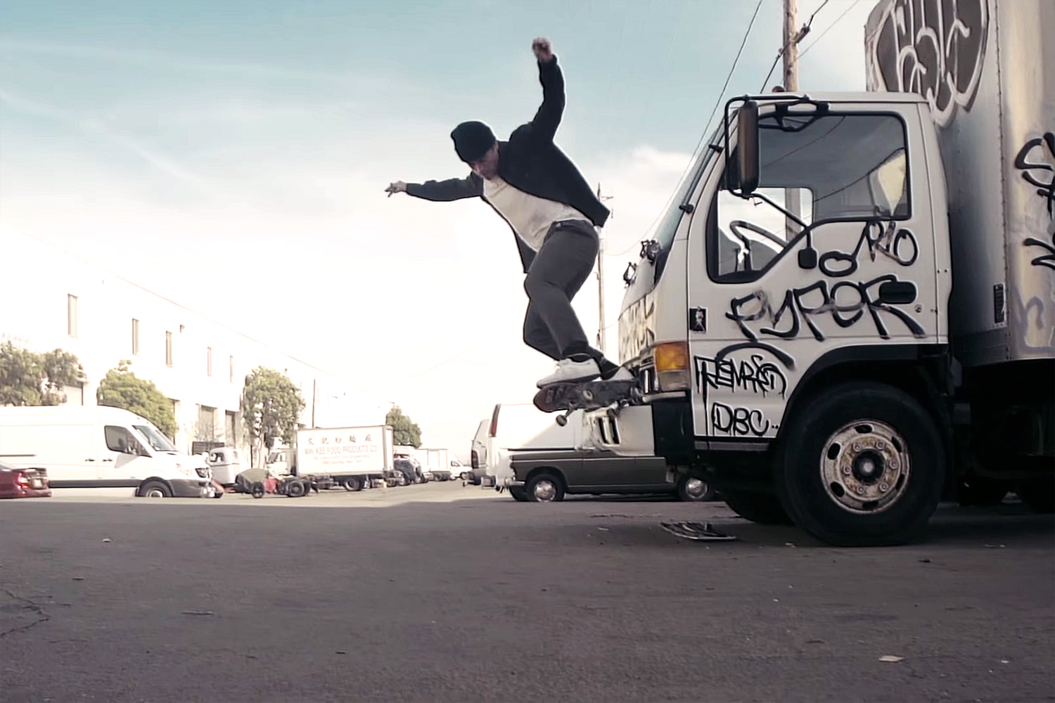 HUF Presents Its 2015 Holiday Collection in New Skate-Heavy Video Lookbook