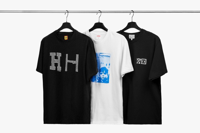 HYPEBEAST 10th Anniversary Tee Collection