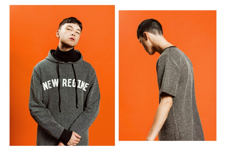 Atelier New Regime 2015 Fall/Winter Delivery 2 Lookbook