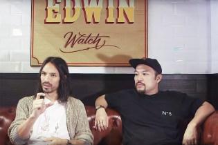 HYPEBEAST TV: Pro Skater Kenny Anderson Talks Edwin Watch Barbershop