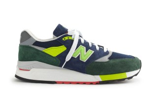 "J.Crew x New Balance 998 ""Royalty"""