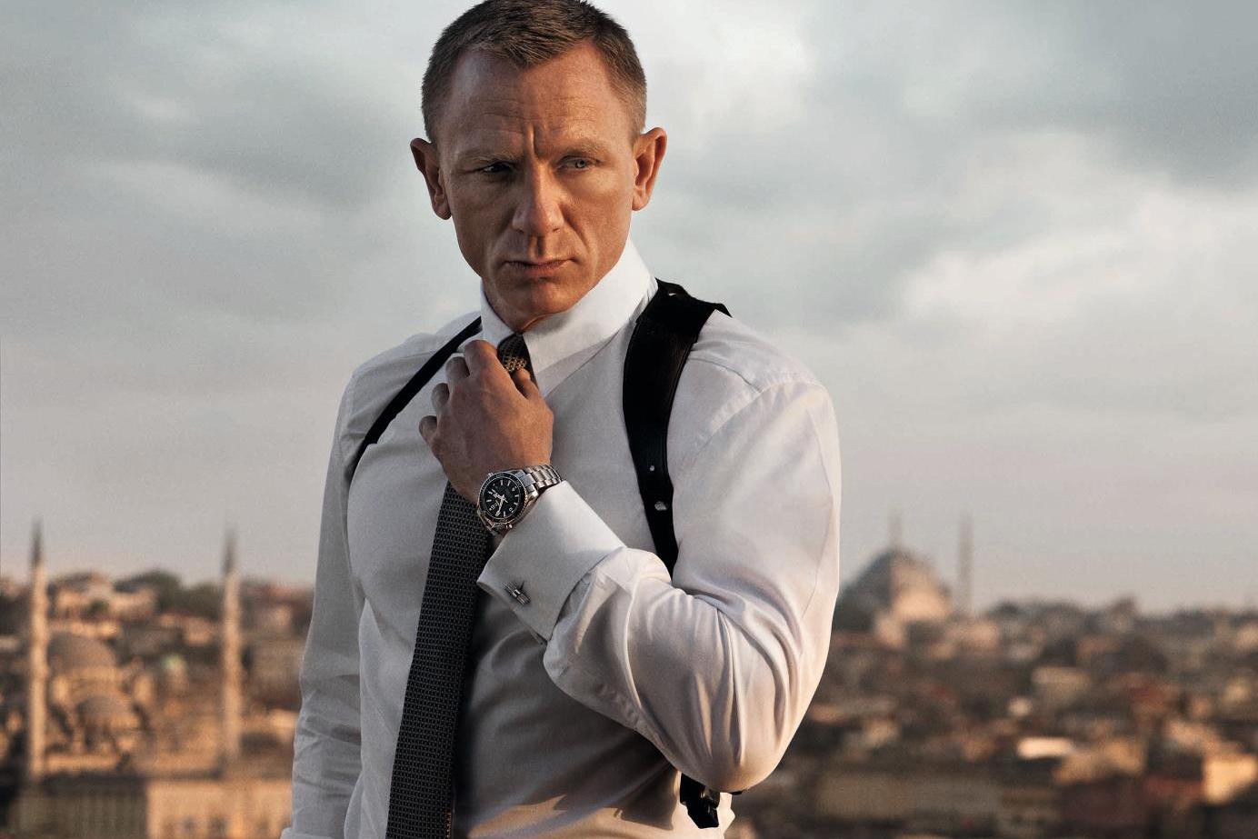 Every Watch James Bond Has Ever Worn