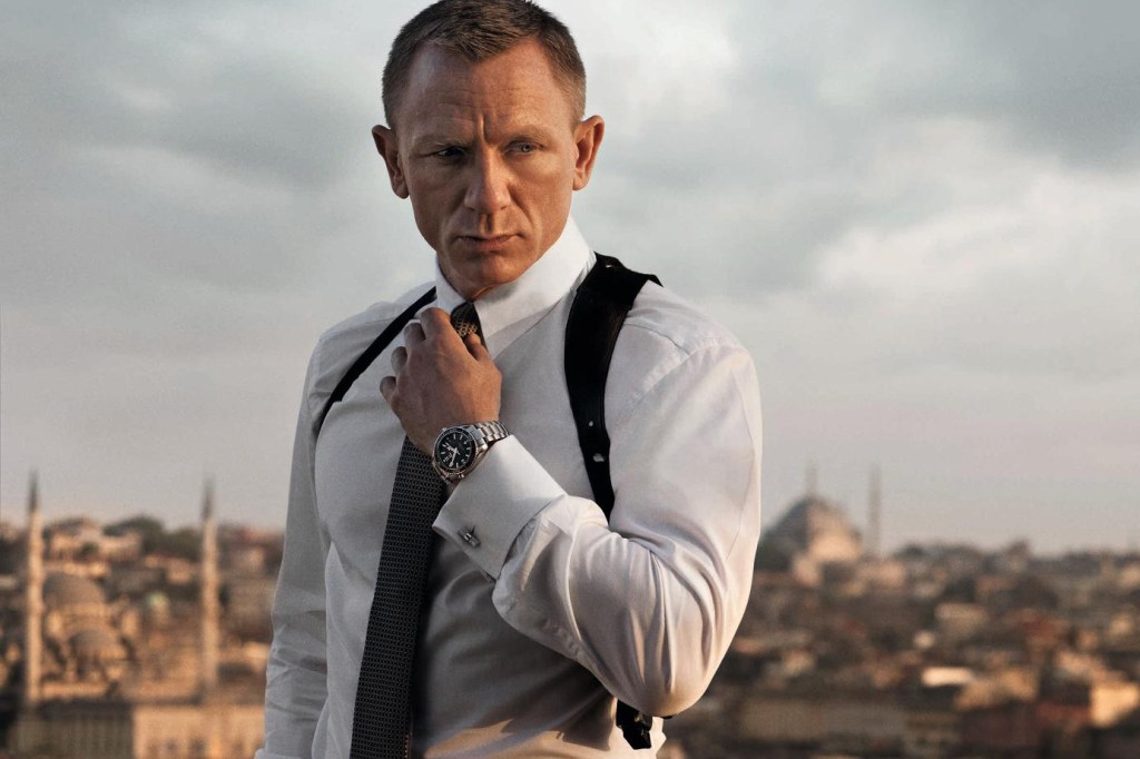 James Bond Watch History | HYPEBEAST