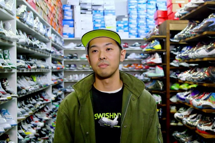 Meet Some of Japan's Most Obsessive Sneakerheads