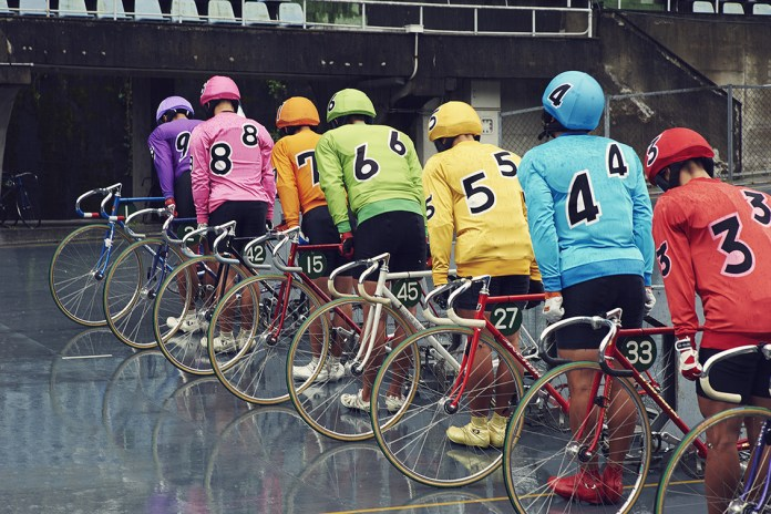 Take a Look Inside the Gruelling Training Regimen of Japan's Keirin Bike Racers