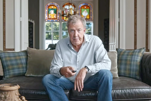 New Amazon Fire Ad With Jeremy Clarkson Pokes Fun at the BBC