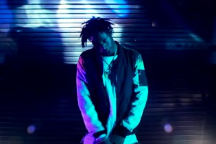 "Joey Bada$$ Featuring Kiesza ""Teach Me"" Music Video"