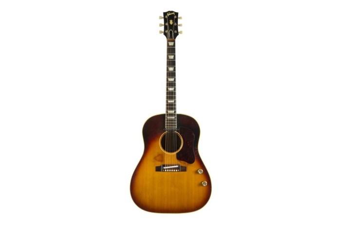 John Lennon's Guitar Sold for Over $2M in Auction