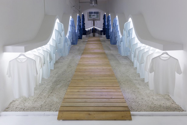 """John Margaritis """"High Tide"""" @ New York Sunshine for Art Basel Miami 2015"""