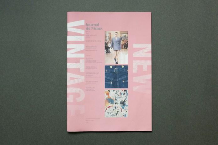 "'Journal de Nîmes' ""New Vintage"" Issue"