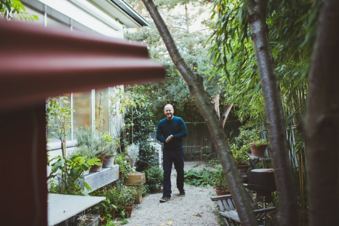 A Look Inside Juerg Judin's Converted Gas Station Home