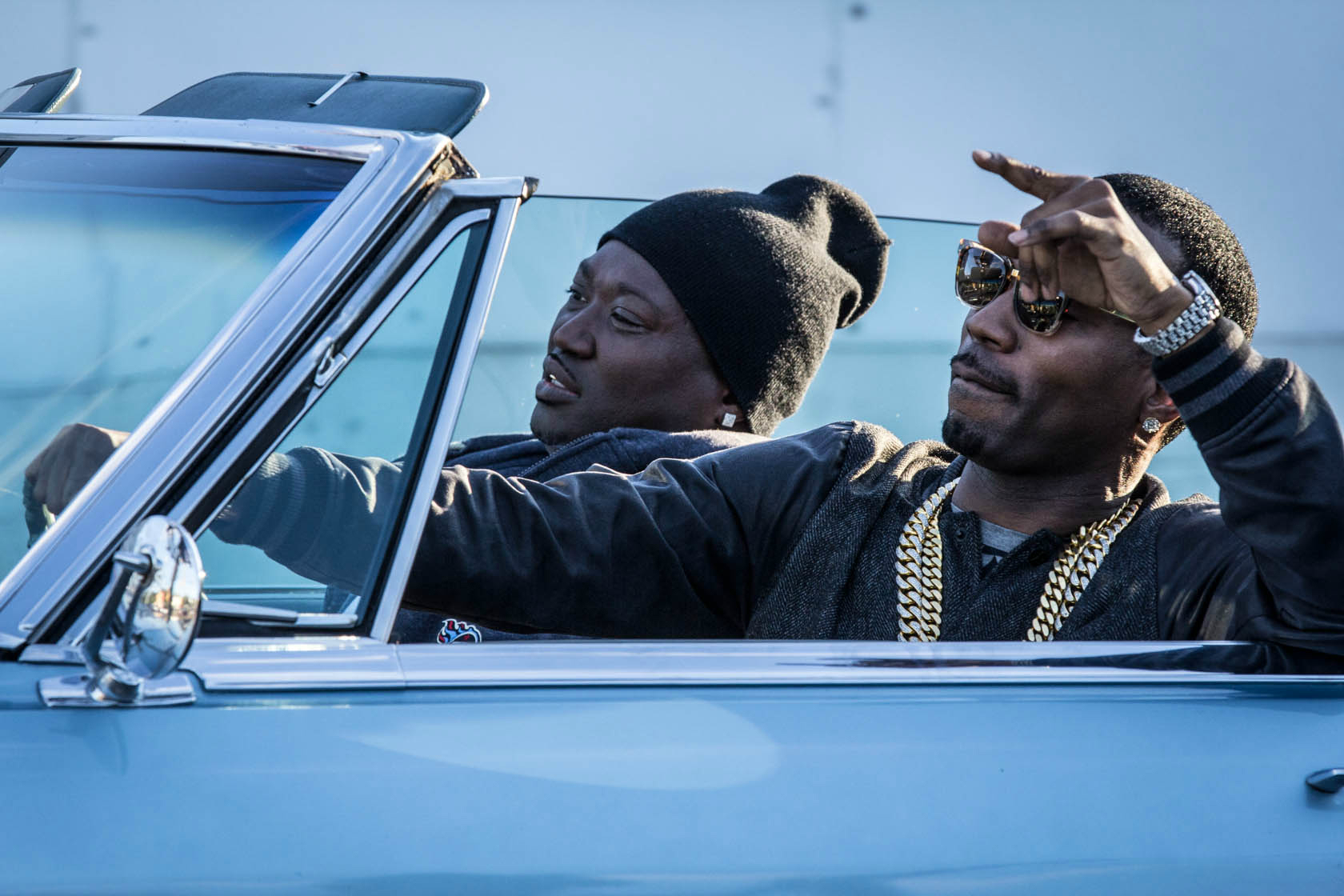 "Juicy J and Project Pat Reunite for ""Twrk Bit"""