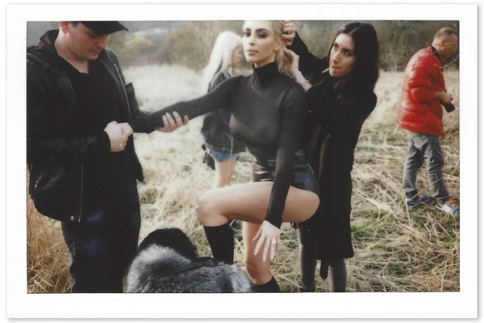 """Juergen Teller on Kim and Kanye's """"Most Bizarre Photoshoot Ever"""""""