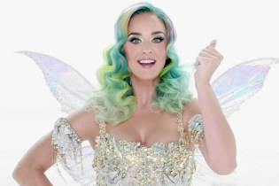Katy Perry and H&M Celebrate the Holiday Season in Elaborate, Over-the-Top Musical